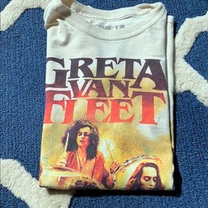 Other - Greta Van Fleet Shirt